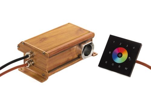 Комплект оптоволоконного освещения для сауны Premier SE RGBW