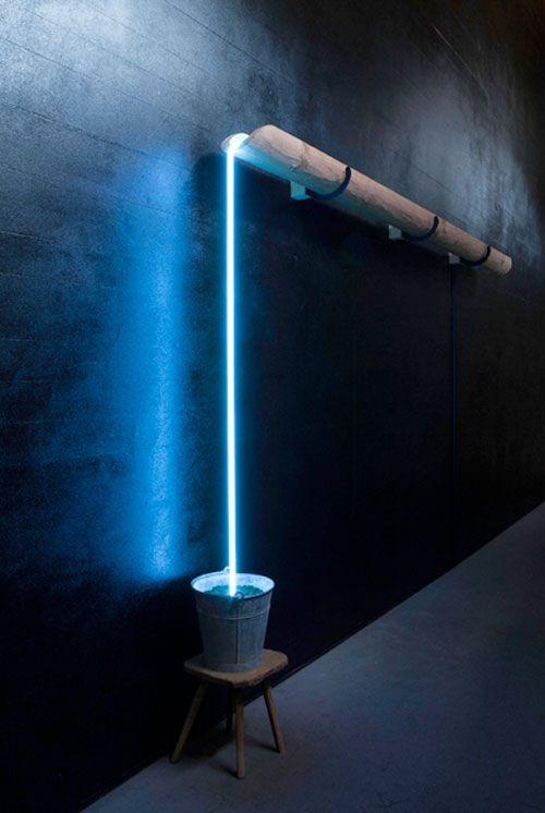 Оптоволоконный светильник